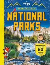 America's National Parks av Lonely Planet Kids og Alexa Ward (Innbundet)