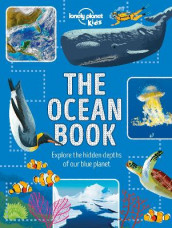 The Ocean Book av Derek Harvey og Lonely Planet Kids (Innbundet)