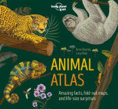 Animal Atlas av Lonely Planet Kids og Anne Rooney (Innbundet)