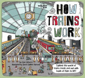 How Trains Work av Clive Gifford og Lonely Planet Kids (Innbundet)