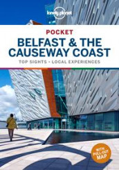 Pocket Belfast & Causeway coast av Isabel Albiston (Heftet)