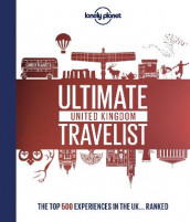 Lonely Planet's Ultimate United Kingdom Travelist av Lonely Planet (Innbundet)