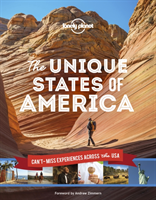 The Unique States of America av Lonely Planet (Innbundet)