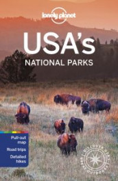 Lonely Planet USA's National Parks av Amy C Balfour, Greg Benchwick, Jennifer Rasin Denniston, Michael Grosberg, Anita Isalska, Lonely Planet, Bradley Mayhew, Carolyn McCarthy, Christopher Pitts og Brendan Sainsbury (Heftet)