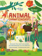 Animal Championships av Kate Baker og Lonely Planet Kids (Innbundet)