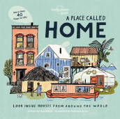 A Place Called Home av Kate Baker og Lonely Planet Kids (Innbundet)
