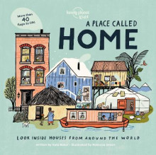 A Place Called Home av Lonely Planet Kids og Kate Baker (Innbundet)
