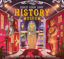 Build Your Own History Museum av Lonely Planet Kids og Claudia Martin (Innbundet)