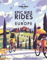 Omslag - Epic bike rides of the Europe