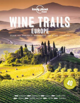 Omslag - Wine trails of Europe