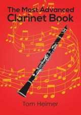 Omslag - The Most Advanced Clarinet Book