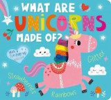 Omslag - What Are Unicorns Made Of?