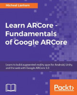 Omslag - Learn ARCore - Fundamentals of Google ARCore