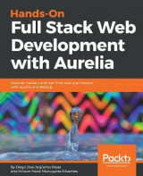 Omslag - Hands-On Full Stack Web Development with Aurelia