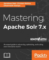 Omslag - Mastering Apache Solr 7.x
