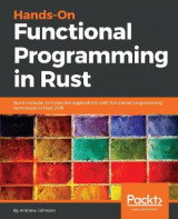Omslag - Hands-On Functional Programming in Rust