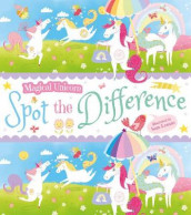 Magical Unicorn Spot the Difference av Sam Loman (Heftet)