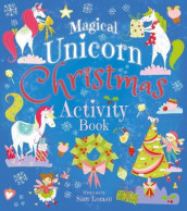 Magical Unicorn Christmas Activity Book av Sam Loman (Heftet)
