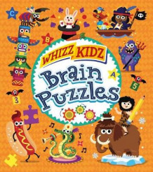 Absolutely Awesome Brain Puzzles av William C Potter (Heftet)