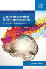 Omslag - Classroom Exercises for Entrepreneurship