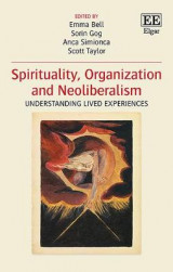 Omslag - Spirituality, Organization and Neoliberalism