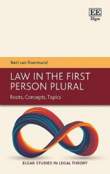 Omslag - Law in the First Person Plural