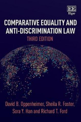Omslag - Comparative Equality and Anti-Discrimination Law, Third Edition