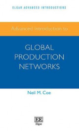 Omslag - Advanced Introduction to Global Production Networks