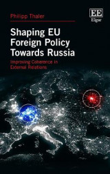 Omslag - Shaping EU Foreign Policy Towards Russia