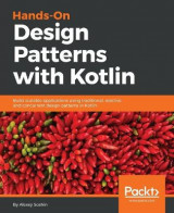 Omslag - Hands-On Design Patterns with Kotlin
