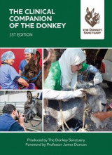 Omslag - The Clinical Companion of the Donkey