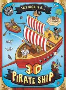 This Book is a... 3D Pirate Ship av Igloo Books (Kartonert)