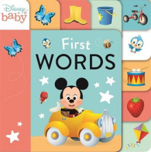 Disney Baby: First Words av Igloo Books (Kartonert)