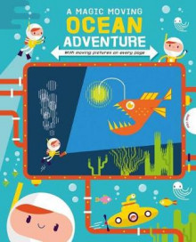A Magic Moving Ocean Adventure av Igloo Books (Bok uspesifisert)