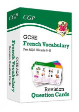 Omslag - New Grade 9-1 GCSE AQA French: Vocabulary Revision Question Cards