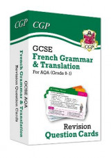 Omslag - New Grade 9-1 GCSE AQA French: Grammar & Translation Revision Question Cards