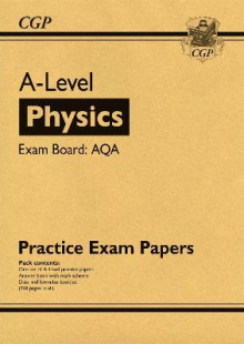 New A-Level Physics AQA Practice Papers av CGP Books (Heftet)