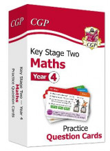 Omslag - New KS2 Maths Practice Question Cards - Year 4