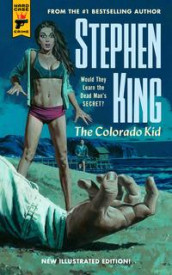 The Colorado kid av Stephen King (Heftet)