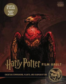 Harry Potter: The Film Vault - Volume 5: Creature Companions, Plants, and Shape-Shifters av Jody Revenson (Innbundet)