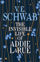 Omslag - The invisible life of Addie LaRue