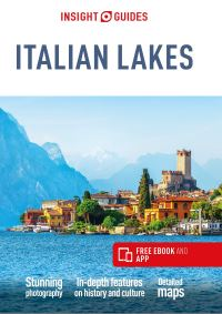 Insight Guides Italian Lakes (Travel Guide with Free eBook) av Insight Guides (Heftet)