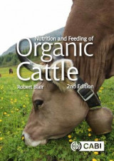 Omslag - Nutrition and Feeding of Organic Cattle