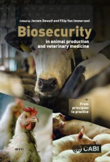 Omslag - Biosecurity in Animal Production and Veterinary Medicine
