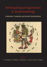 Omslag - Anthropological Approaches to Zooarchaeology