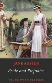 Pride and Prejudice av Jane Austen (Innbundet)