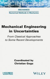 Omslag - Mechanical Engineering in Uncertainties From Classical Approaches to Some Recent Developments