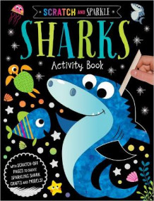 Sharks Activity Book av Make Believe Ideas Ltd (Heftet)