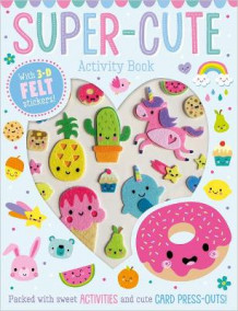 Super Cute Activity Book av Make Believe Ideas Ltd og Elanor Best (Innbundet)