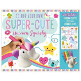 Omslag - Colour Your Own Super-Cute Squishy Unicorn